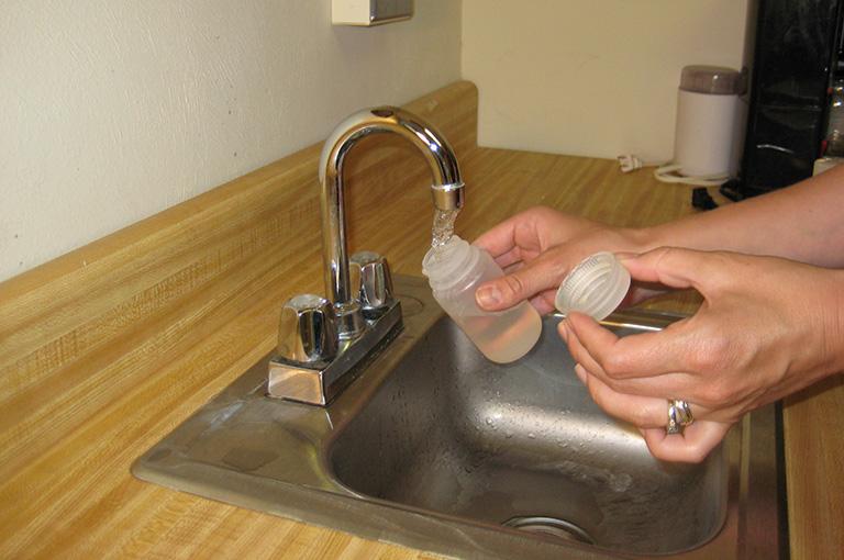 Necesitatea unui buletin de analiza pentru apa